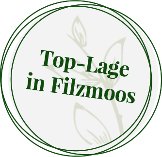 Top-Lage in Filzmoos